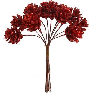 Artificial Cones - Red