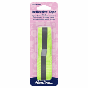Sew-In Reflective Tape