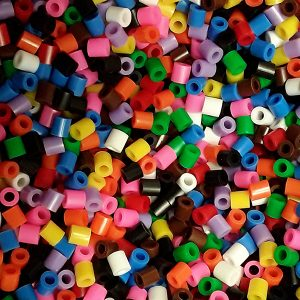 Fusible Beads 50g - Multi