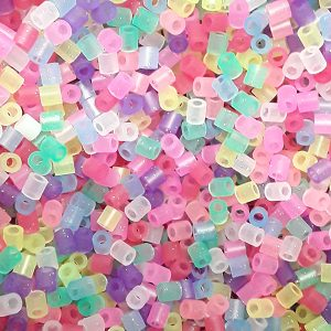 Fusible Beads 50g - Pastel