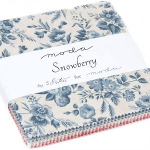 Moda Snowberry Charm Pack