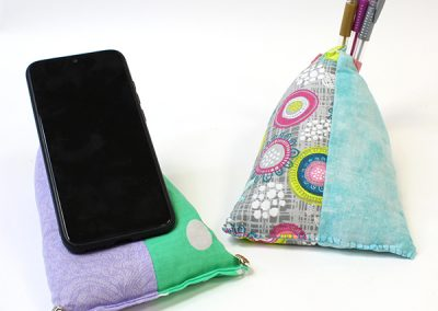 Phone Holder Cushion