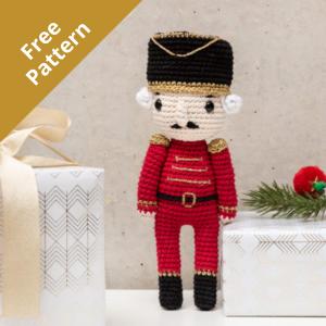 Ricorumi Nutcracker Crochet Kit