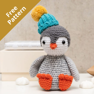 Ricorumi Penguin Crochet Kit