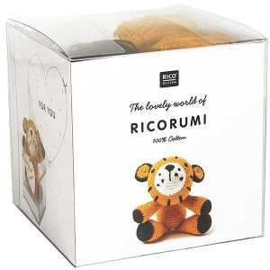 Ricorumi Crochet Tiger Kit