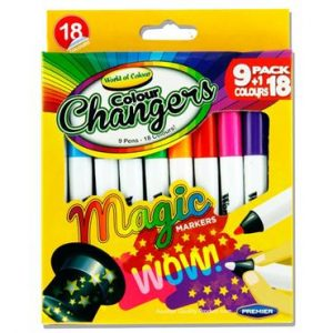 Colour Changer Markers