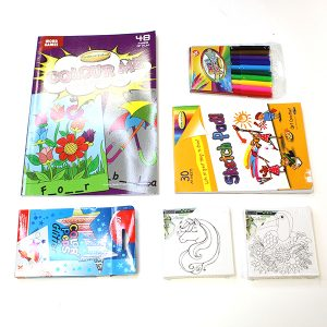 Kids Colouring Set