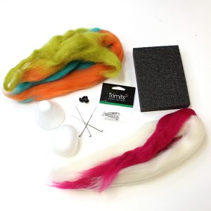Felting Kit & Projects