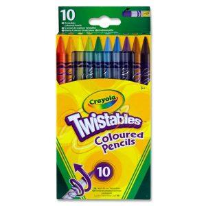 Twistables Colouring Pencils