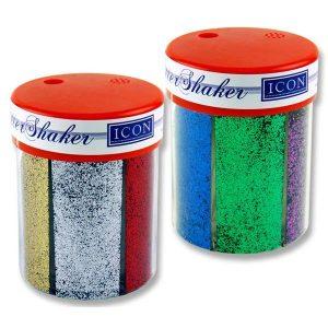 Icon Glitter Shaker Pot 80g