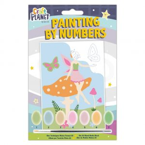 Paint By Numbers - Fairy
