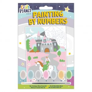 Paint By Numbers - Castle