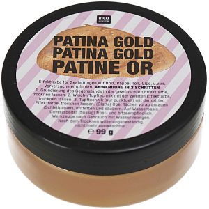 Patina Paint - Gold