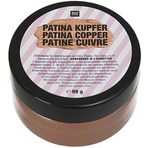 Patina Paint - Copper