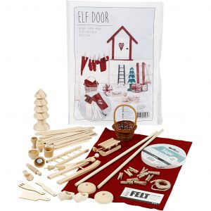 DIY Elf Door Kit