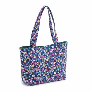 Floral Craft Bag