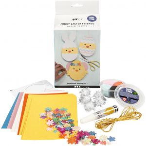 Mini Creative Kit - Clay Rabbit