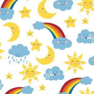 Happy Clouds-Happy Skies