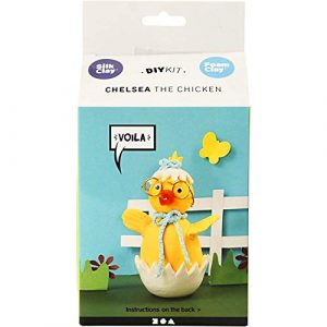 Easter Chick - Clay Kit