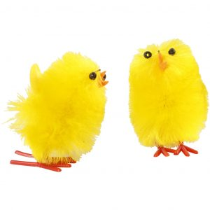 Easter Chicks Yellow