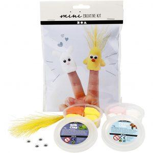 Mini Creative Kit - Finger Puppets