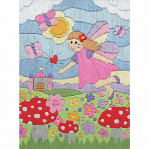 Long Stitch Kit: Fairy Land