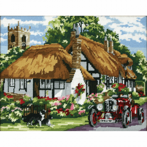 Tapestry Kit: The Village of Welford