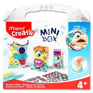 Creativ Mini Box - Monsters To Decorate