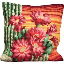 Bonnet d Eveque Chunky Cross Stitch Kit