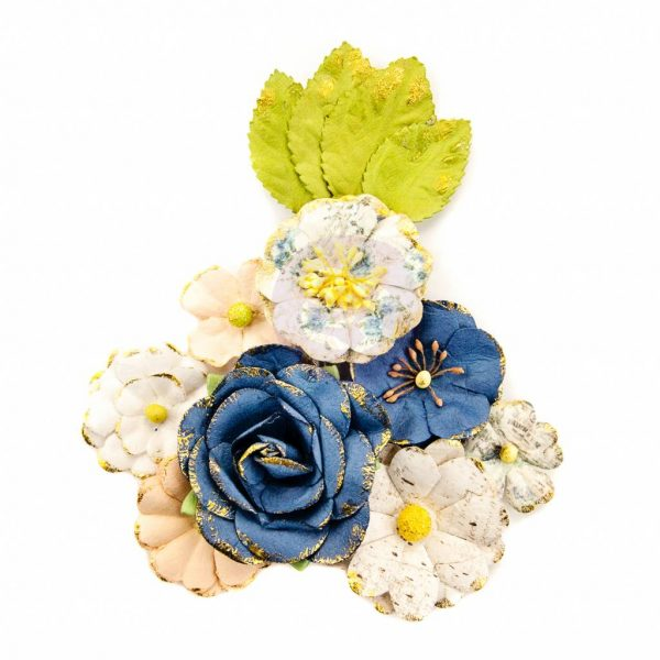 Georgia Blues Flowers