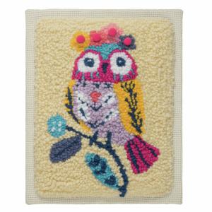 Punch Needle Kit: Owl