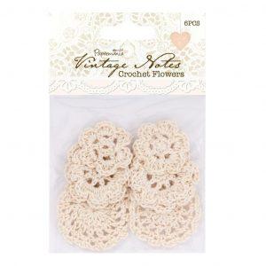 Crochet Flowers - Vintage
