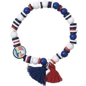 Rico Bracelet Set Blue, Red