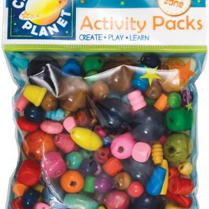 Craft Planet Wooden Beads