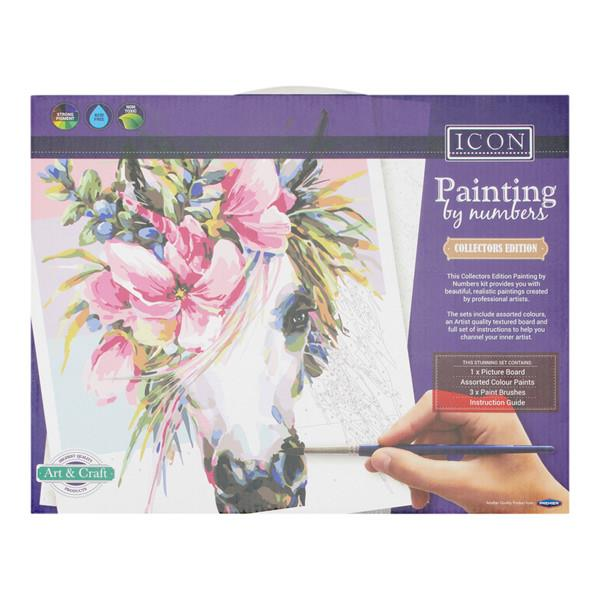 Paint By Numbers - Unicorn