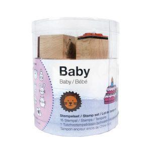 Baby Stamp Set