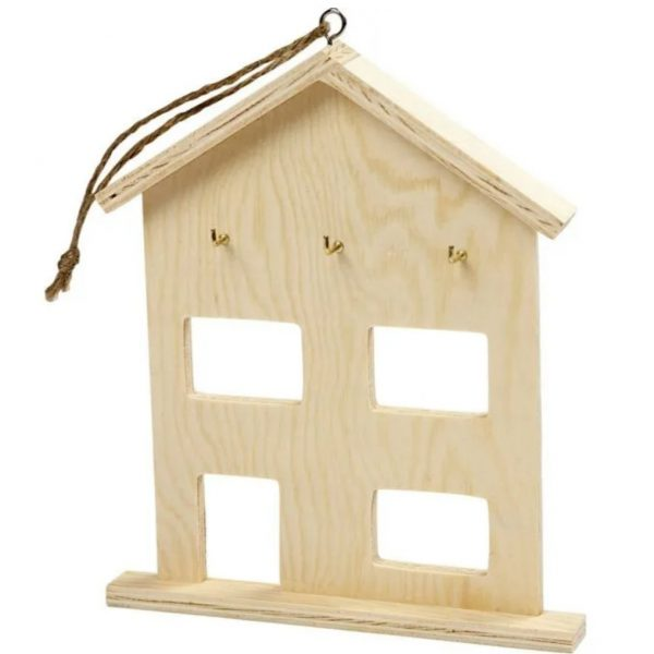House Shape Key Holder