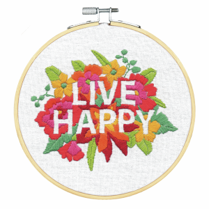 Live Happy Embroidery Kit D72-76107.png