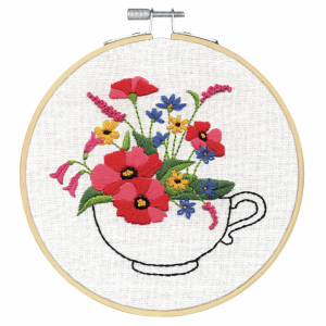Flower Teacup Embroidery Kit D72-76195.png