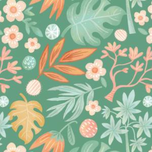 Safari Plants - Leaves 2795-5