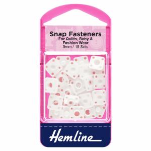Plastic Snap Fastener