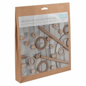 Macramé Accessories Starter Pack