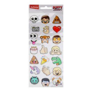Puffy Stickers - Emoji