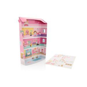 3D Sticker Pack Dolls House