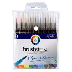 Brushstroke Markers