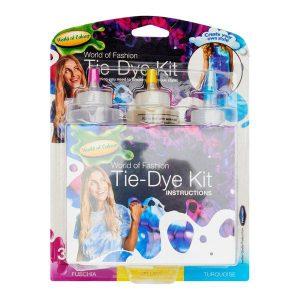 Tie-dye Kit - Fuschia/yellow/turquoise