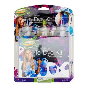 Tie-dye Kit - Blue/lime/violet
