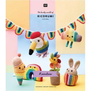 Ricorumi Rainbow Pattern Booklet